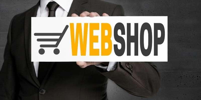 Webshop üzemeltetése sikeresen